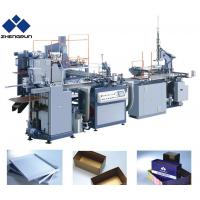 Quality Rigid Set Up Box Making Machine wholesale
