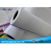 Quality PP Indoor Advertising Waterproof Synthetic Paper For Inkjet Printers wholesale