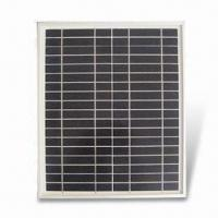 China Small Solar Panel/Module with -40 to +85°C Operating Temperature and 4.5W Module Power on sale