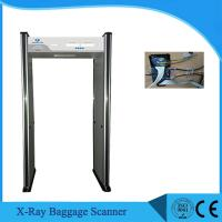 Quality Archway Metal Walk Through Gate , UB500 Luggage Pass Through Metal Detector In Airports wholesale