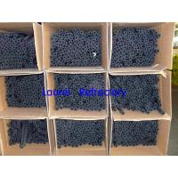 Quality Black Plastic Rubber Foam Insulation Tubes For Air Duct And Hot Water Pipeline wholesale