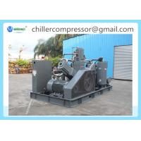 China 20m3/min 40bar High Pressure Oil free Air Compressor for Bottle Blowing Factory on sale