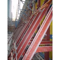 China Single-side Bracket Concrete Wall Formwork for concreting retaining wall on sale