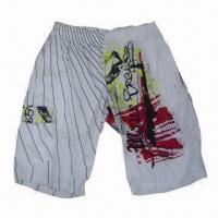 Quality Fashion men's woven boardshorts wholesale