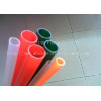 Quality Colorful PP Hard Plastic Tubes / Pipe / Hose 3mm 4mm 5mm 6mm 7mm wholesale
