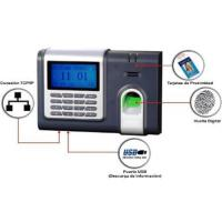 Quality Fingerprint & ID Card Time Clock wholesale