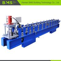 Quality L24x24 Wall Angle Profile Forming Machine , Steel Tile Forming Machine 0.25-0.6mm wholesale