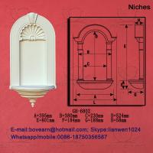 Quality PU wall niche wholesale