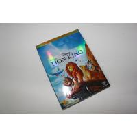 China wholesale The Lion King disney dvd movies cartoon lion king Children dvd movies with slip cover case for kids drop ship on sale