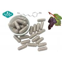 Quality Resveratrol Grape Seed Extract Capsule for Supporting Antioxidant & Cardiovascular Health wholesale