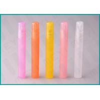 Quality Customized Color 10ml Pen Travel Size Spray Bottle For Cosmetic Package wholesale