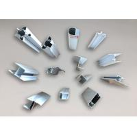 Quality OEM ODM Durable Powder Coated Aluminum Extrusions For Doors And Windows wholesale