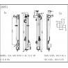 Buy cheap Auto parts/ radiator KIA SOR ENTO 2.4L 2112MT from wholesalers