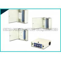 Quality LC Duplex Optical Fiber Distribution Box Metal Drawer Style 420×425×100 wholesale