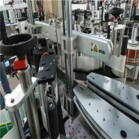Quality Automated Label Applicator For Round / Square / Subuliform Bottle wholesale