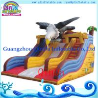 China Inflatable Slide/ Inflatable Water Sport Toys Inflatable Wet Slide, Water Slide on sale