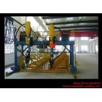 Cheap Automatic Gantry I / T / H Beam Production Line Auto Welding Machine , Gantry Welding Tools for sale