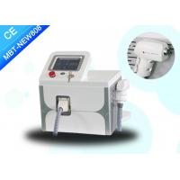 Quality Portable Soprano Laser Hair Removal Machine 808 nm Diode Laser / 808 Diode Laser wholesale
