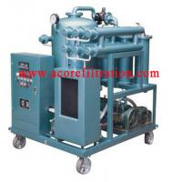 Quality VLF Waste Industrial Lubricating Oil Filtration Cleaning Machine wholesale