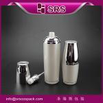Quality L313 luxury pump bottle,white lotion pump bottle wholesale