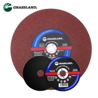 Quality Grit 60 4-1/2 In X 1/16 In X 7/8 In Aluminium Cut Off Disc For Hardened Steel wholesale