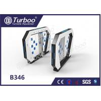 Quality Smart Card Swing Optical Barrier Turnstiles Gate Convenience Settings wholesale