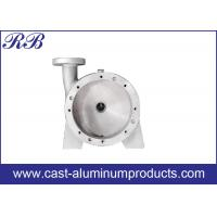 China Cast Aluminum Alloy Products / Sand Casting Process And Machining Metalwork on sale