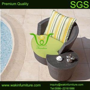 China outdoor rattan garden furniture on sale
