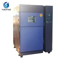 Quality Stable Operation Air To Air Thermal Shock Test Chamber 600 * 700 * 600mm wholesale