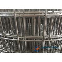 Quality AISI304, AISI304L, AISI316, AISI316L Welded Wire Mesh, Polished Surface wholesale