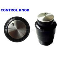 Quality NYLON T120 Oven Components Metallic Material Oven Temp Knob For Gas Cooker wholesale