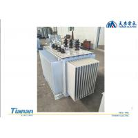 Quality Full Sealed Outdoor Oil Immersed Power Transformer 20kv With Three Phase wholesale