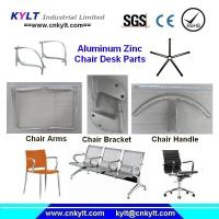 Quality High Pressure Die Casting Chair Foot Aluminum Alloy Parts wholesale