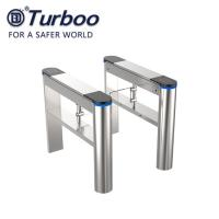 Quality Pass Width 600-800mm Swing Barrier Gate Pedestrian Access Control 100-240V 40w wholesale