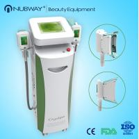 Quality FDA approved fat freeze cryolipolysis cryotherapy machines for sale wholesale