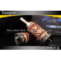 China Dual coil Wood Atomizer Ego E cigarette Variable Voltage X-fire Atomizer on sale