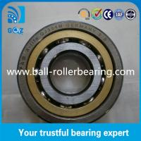 Quality QJ304M 4 Point Contact Ball Bearing 25 Degree Contact Angle 15mm Height wholesale