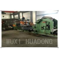 Buy cheap Nickel Cupronickel Strip Slab Continuous Casting Machine Single Strand 16 mm Thickness product
