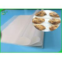 Quality White Butcher Paper Roll 22gsm 24gsm 28gsm Food Grade Coated Baking Paper Roll wholesale
