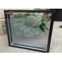 Quality Clear Colored Insulated Low E Glass Double Insulated For Vessel / Train Windows wholesale