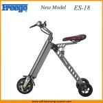Quality Reliable Folding Electric 3 Wheel Bike , Adult Mini Folding Electric Bike wholesale