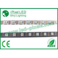 Outdoor Weatherproof  Ws2812B LED Strip Full Color 10MM 2 Years Warranty 30Leds / M