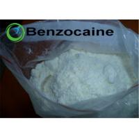 Quality White Crytalline Powder Benzocaine Inquiry about Medical Supply Local Anesthetic wholesale
