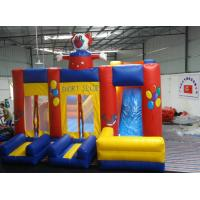 Quality 0.55mm PVC tarpaulin Inflatable Jumping Castle  wholesale