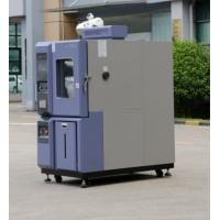 Cheap Refrigeration System Climatic Testing Chamber 408L Blue And Grey 1 Year Warranty for sale