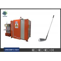 Quality Golf Clubs Real Time Quality Checking X Ray Detection System 6KW 139μm Pixel Size wholesale