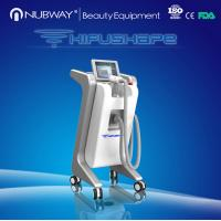 China New products on market hifu machine for weight loss and keep body shape on sale