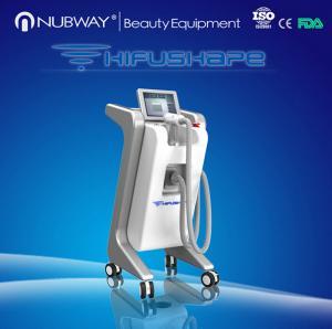 Quality ultrasound slimming machine hifu liposonix machine / slimming machine hifu machine fda wholesale