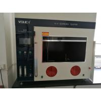 Quality Automatic Glow Wire Test Apparatus Fire Safety Test , Flammability Test Chamber wholesale