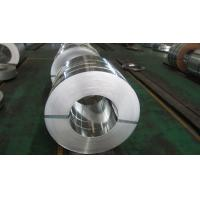 Quality Regular Spangle 30mm to 400mm Hot Dipped Galvanized Steel Strip with Z10 / Z27 Zinc Coating wholesale